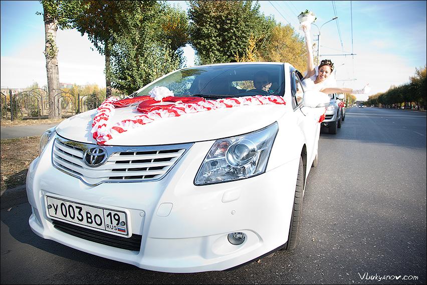 Свадебный фотограф, Абакан, Владимир Лукьянов