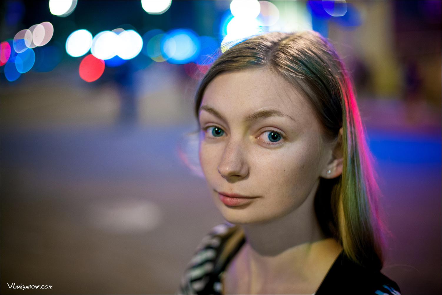 Фотограф, Москва, Владимир Лукьянов, Портрет