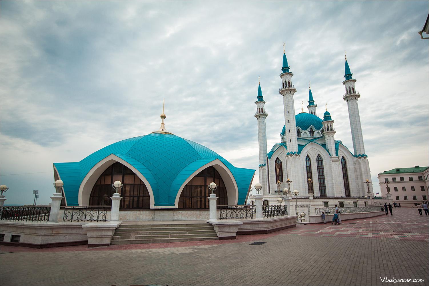 Фотограф, Владимир Лукьянов, Казань, мечеть Кул Шариф