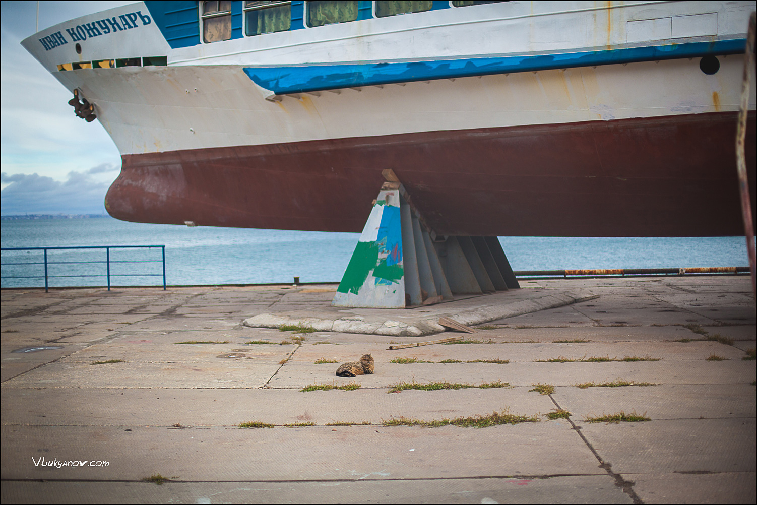 Фотограф, Москва, Владимир Лукьянов, Крым, Феодосия
