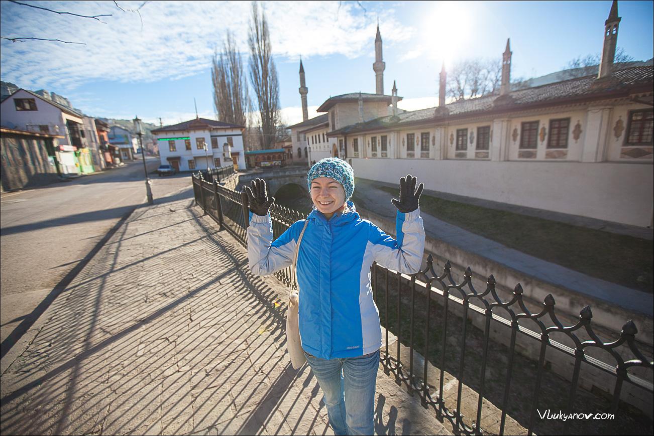 Фотограф, Москва, Владимир Лукьянов, Крым, Бахчисарай