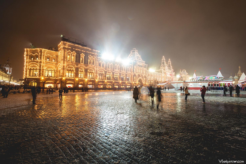 Фотограф, Владимир Лукьянов, Москва, Красная площадь