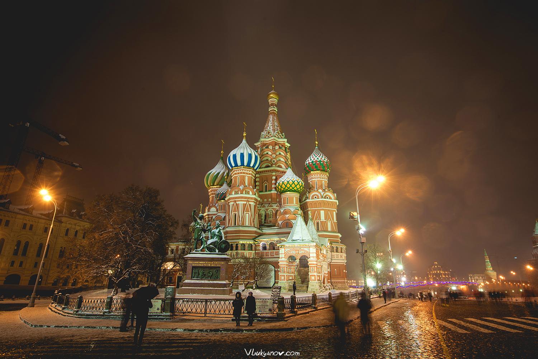 Фотограф, Владимир Лукьянов, Москва