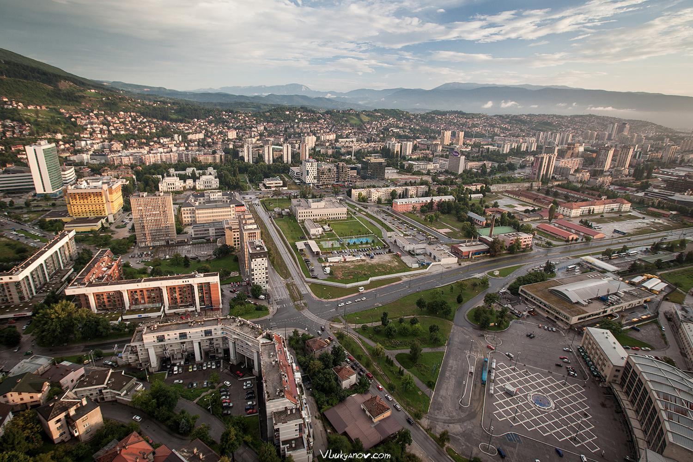 Балканы, Сараево, Босния и Герцеговина, Владимир Лукьянов, Фотограф