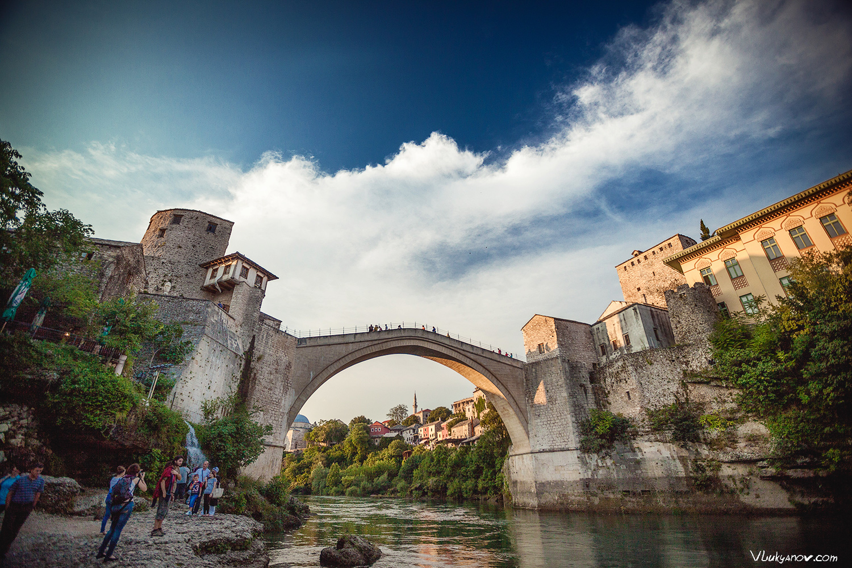 Балканы, Мостар, Босния и Герцеговина, Владимир Лукьянов, Фотограф