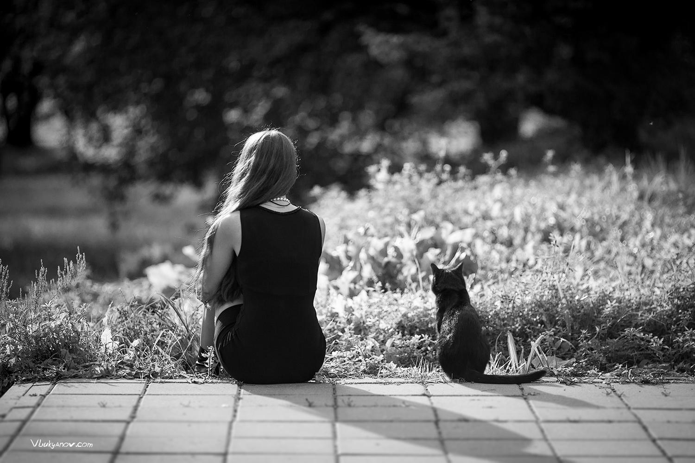 Фотосессия, портрет, девушки, Владимир Лукьянов, Фотограф