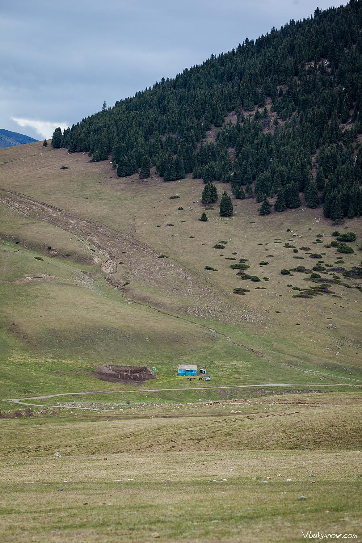 Киргизия, Иссык-куль, Поход, Путешествие, Владимир Лукьянов, Фотограф
