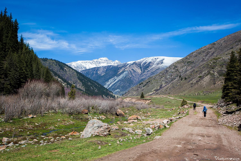 Киргизия, Иссык-куль, Тянь-Шань, Поход, Владимир Лукьянов, Фотограф
