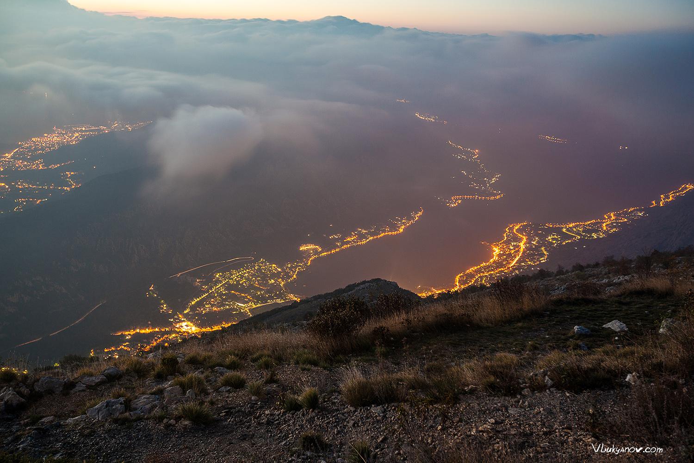 Черногория, Путешествие, Балканы, Ловчен, Владимир Лукьянов, Фотограф