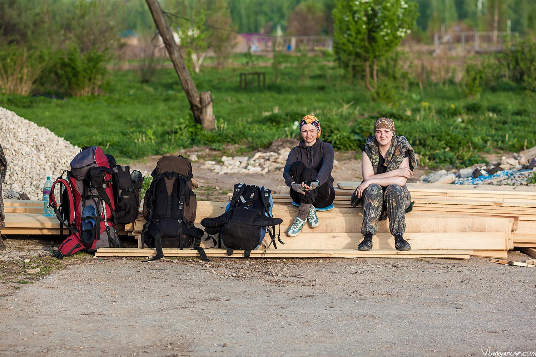 тульская область, поход, тула, Владимир Лукьянов, Фотограф