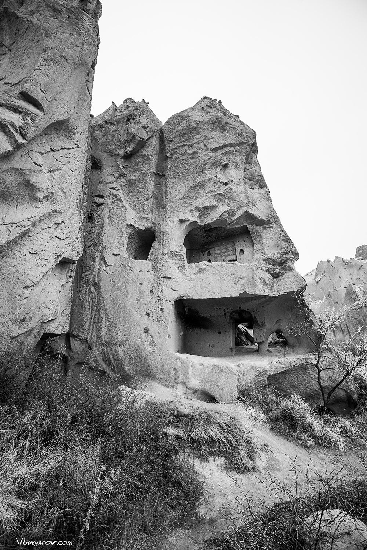 Фотограф, Владимир Лукьянов, Турция, Каппадокия, Зельве, Музей под открытым небом, openair museum