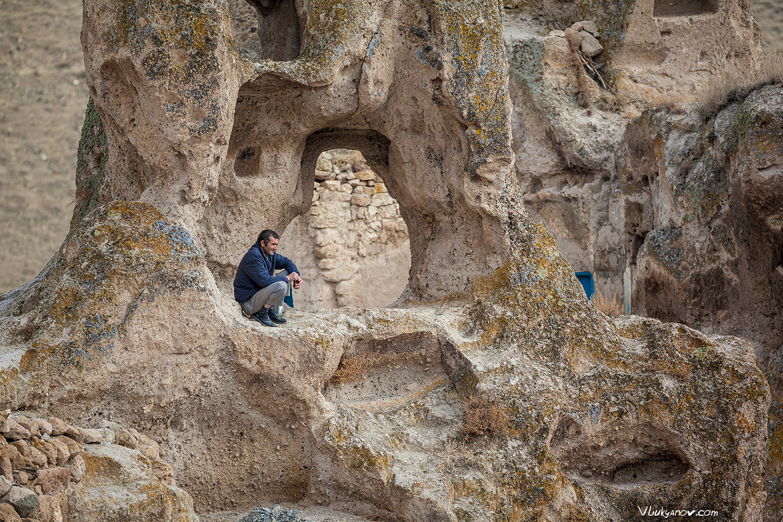 Фотограф, Владимир Лукьянов, Турция, Каппадокия