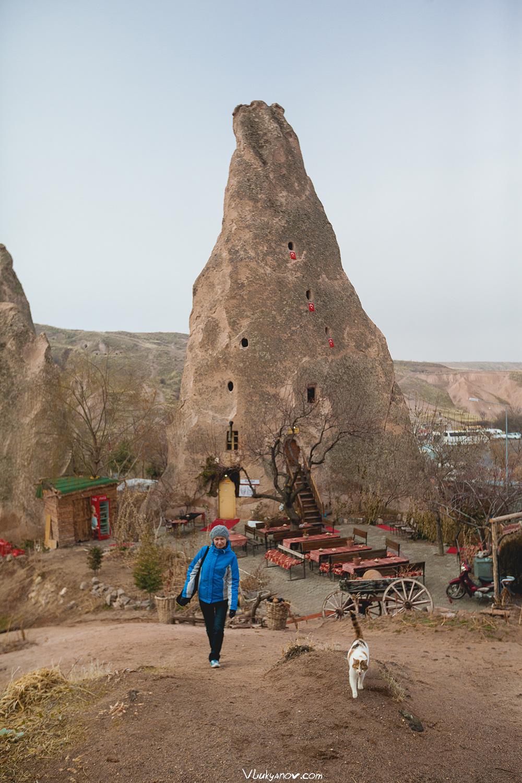 Фотограф, Владимир Лукьянов, Турция, Каппадокия, Учхисар