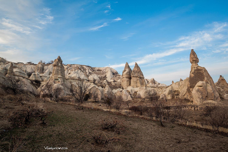 Фотограф, Владимир Лукьянов, Турция, Каппадокия, Долина голубей