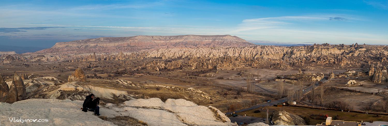 Фотограф, Владимир Лукьянов, Турция, Каппадокия, Sunset Place