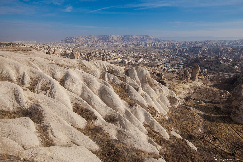 Фотограф, Владимир Лукьянов, Турция, Каппадокия, Деринкую