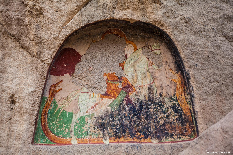 Фотограф, Владимир Лукьянов, Турция, Каппадокия, Змеиная церковь