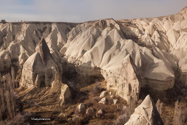 Фотограф, Владимир Лукьянов, Турция, Каппадокия, Белая долина