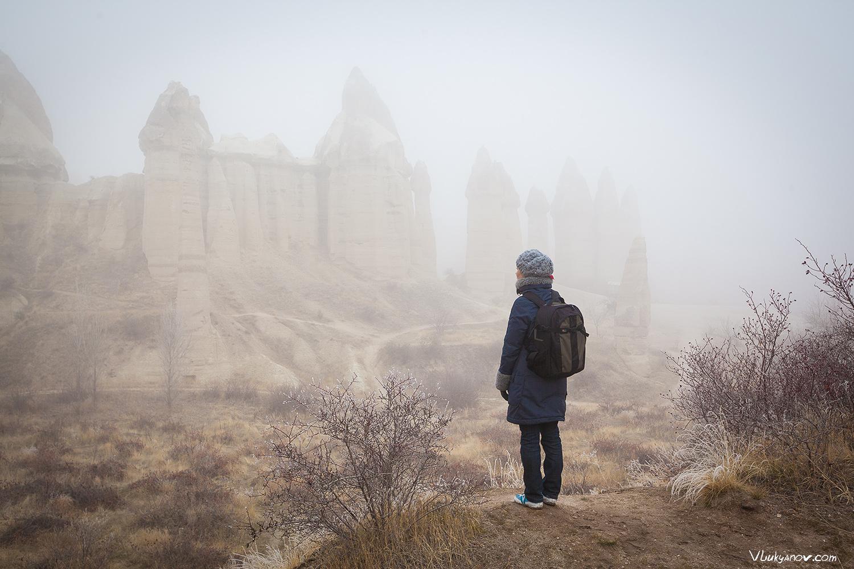 Фотограф, Владимир Лукьянов, Турция, Каппадокия, Долина любви