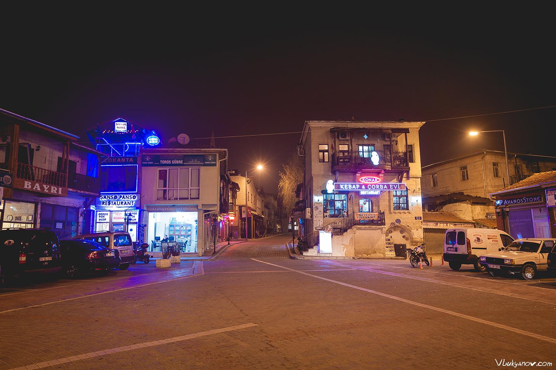 Фотограф, Владимир Лукьянов, Турция, Каппадокия, Аванос, город гончаров, гончарное мастерство