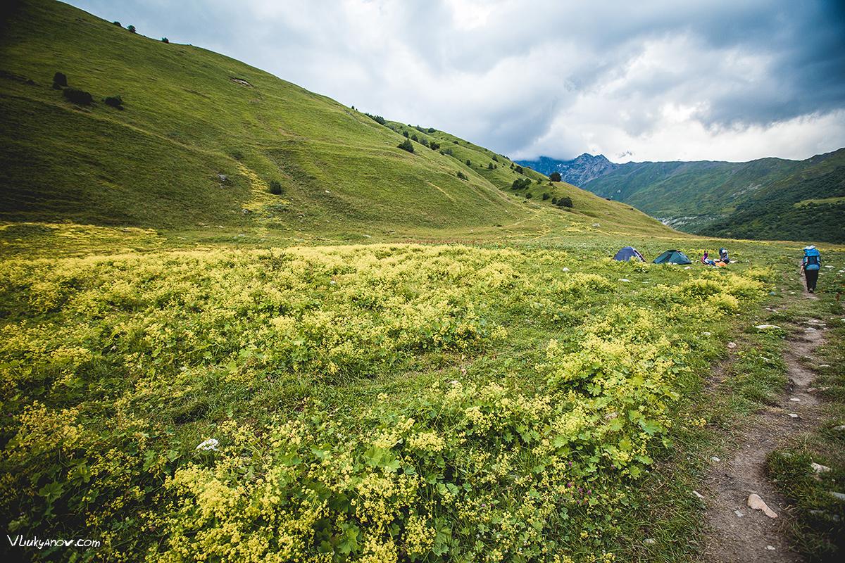 Владимир Лукьянов, Фотограф, поход, природа, Грузия, Сванетия, горы