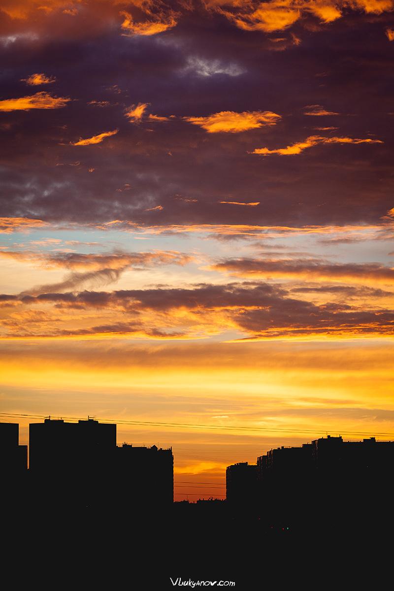 Владимир Лукьянов, Фотограф, город, природа, закат