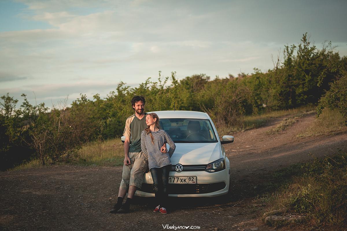 Владимир Лукьянов, Фотограф, Россия, Путешествие, природа, Крым, Новый Свет, горы, закат