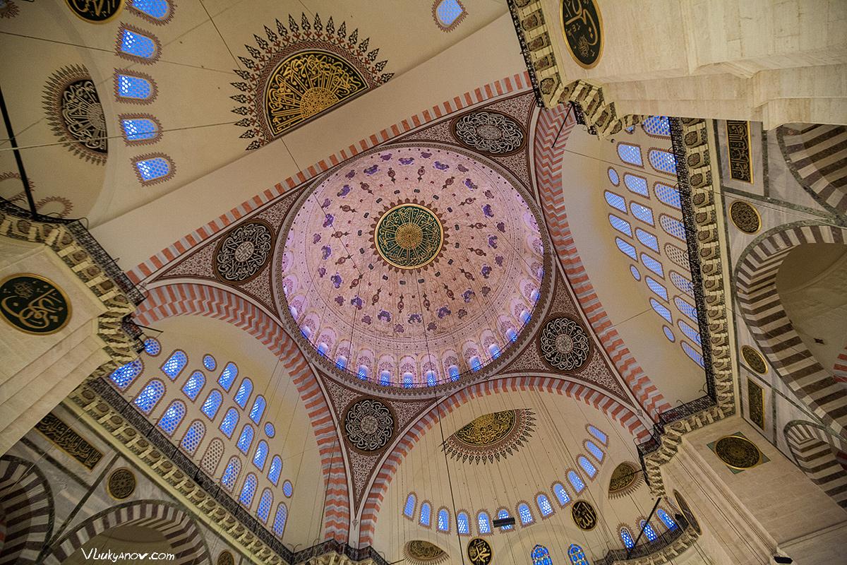 Владимир Лукьянов, Фотограф, Стамбул, Турция, Путешествие, город, архитектура, мечеть, музей