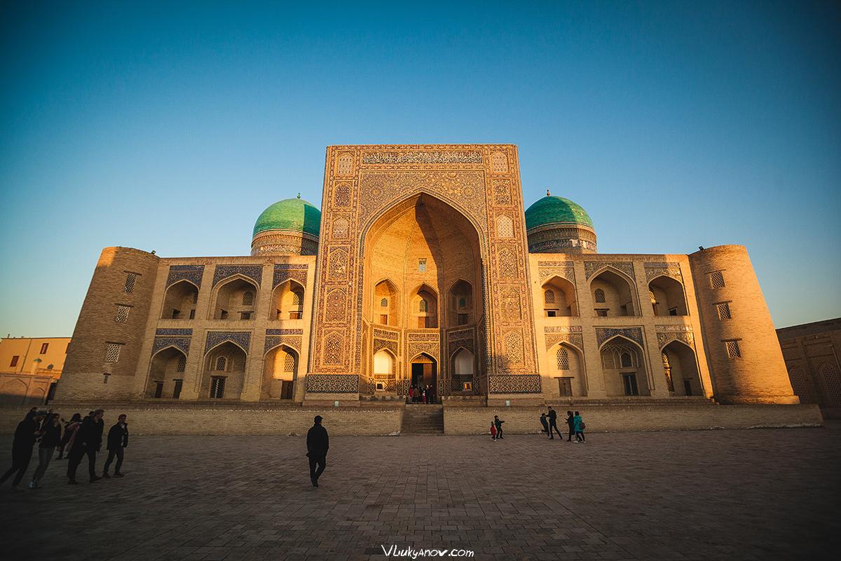 Владимир Лукьянов, Фотограф, Узбекистан, Бухара, город, архитектура, религия, мечеть